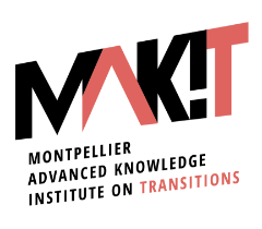 Logo MAK'IT (Montpellier IAS)